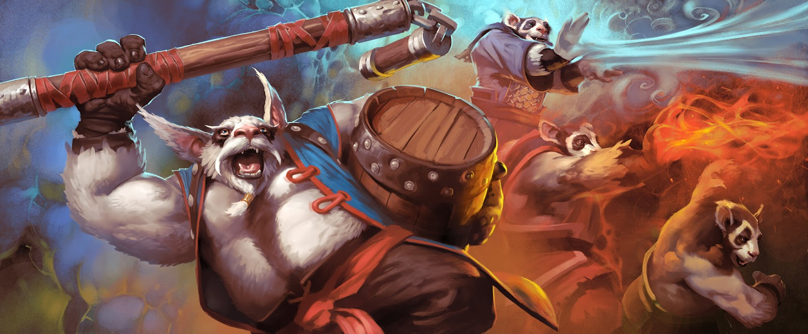 DoubleClickGaming: Dota 2 Update - Brewmaster Released in