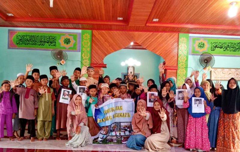 Gelar Kegiatan Pengenalan Pahlawan Nasional Pada Anak, FANBALAK : Tanamkan Nilaii-nilai Perjuangan