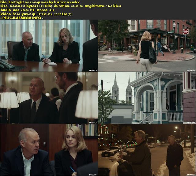 Descargar Spotlight Subtitulado por MEGA.