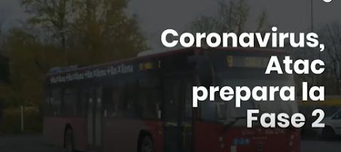 Videonotizia - Coronavirus, Atac prepara la fase 2