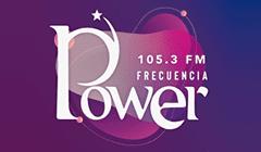 Frecuencia Power 105.3 FM