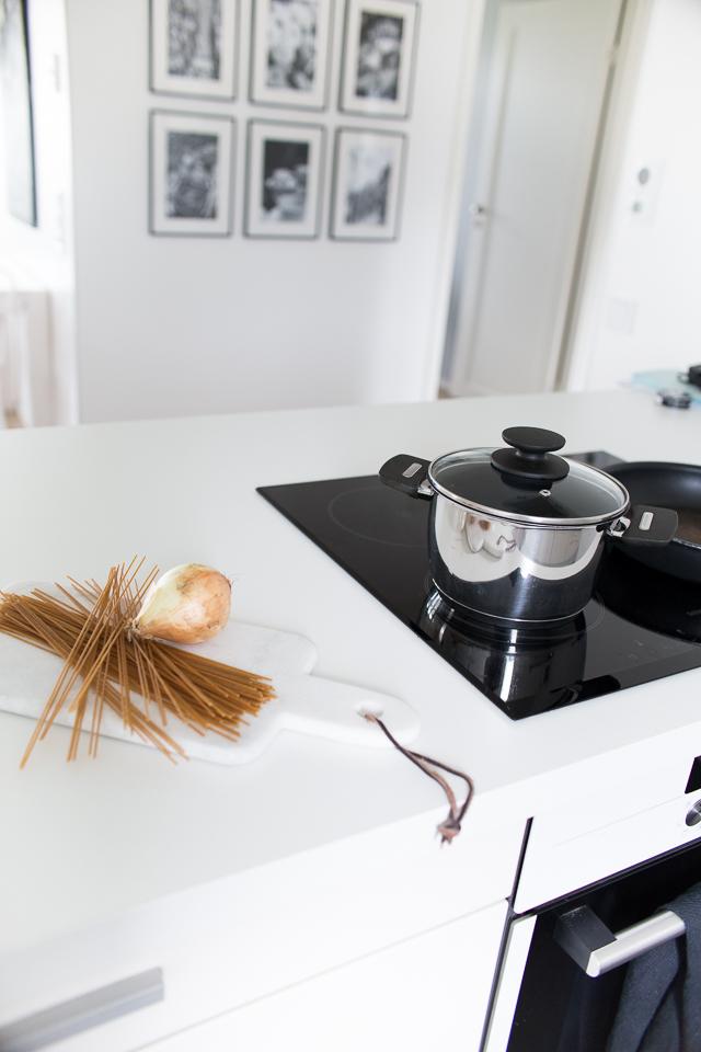 Villa H, keittiö, ruokahävikki, ruuanlaitto