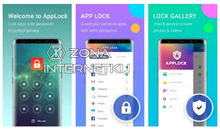 App Lock Pro (Kunci Aplikasi Profesional)