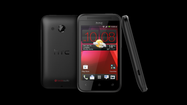 Desire 200 and Desire 600, budget 3.5 inch smart phones announced by HTC