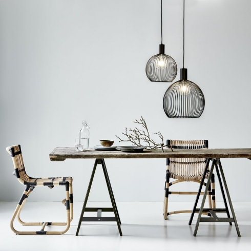stunning pendant lighting room lights black. Aver 50 Black Pendant Light -Made Of Painted Metal, Is A Round And Stylish Ceiling With Scandinavian Soft Design. Stunning Lighting Room Lights