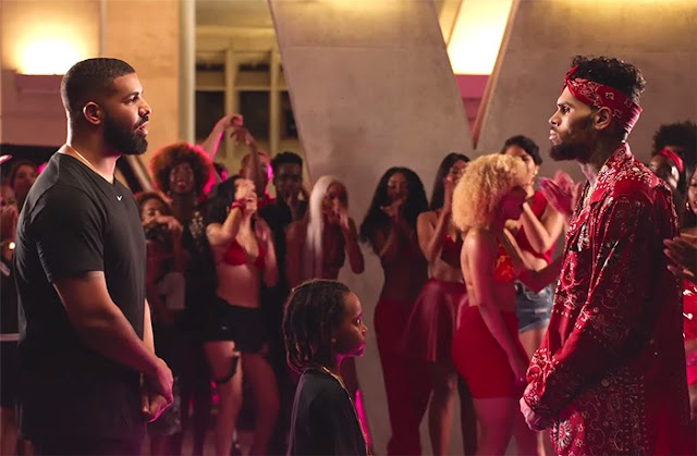 "Video: Chris Brown Feat. Drake ""No Guidance"""
