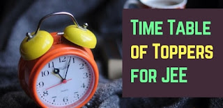 Best Time Table for student preparing for IIT-JEE JEE RSS Feed JEE RSS FEED : PHOTO / CONTENTS  FROM  ACE-JEE.BLOGSPOT.COM #EDUCATION #EDUCRATSWEB