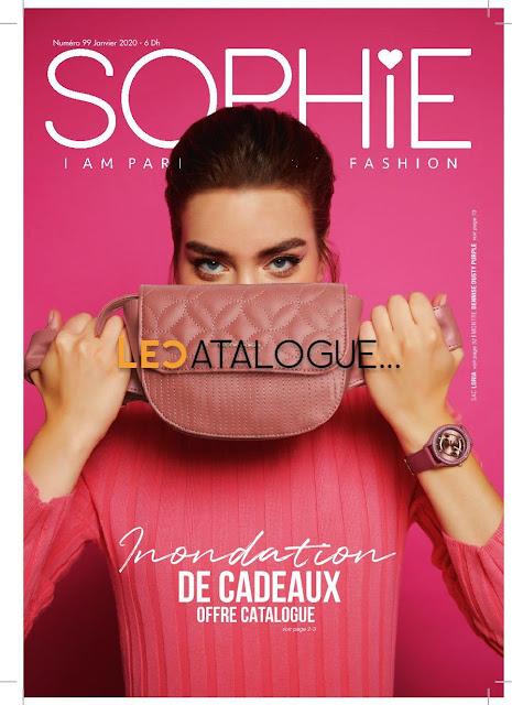 catalogue sophie paris maroc janvier 01 - 2020