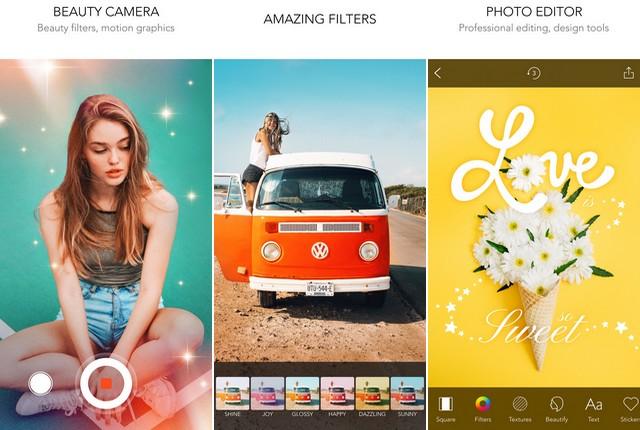 تنزيل أفضل تطبيقات تعديل الصور للآيفون