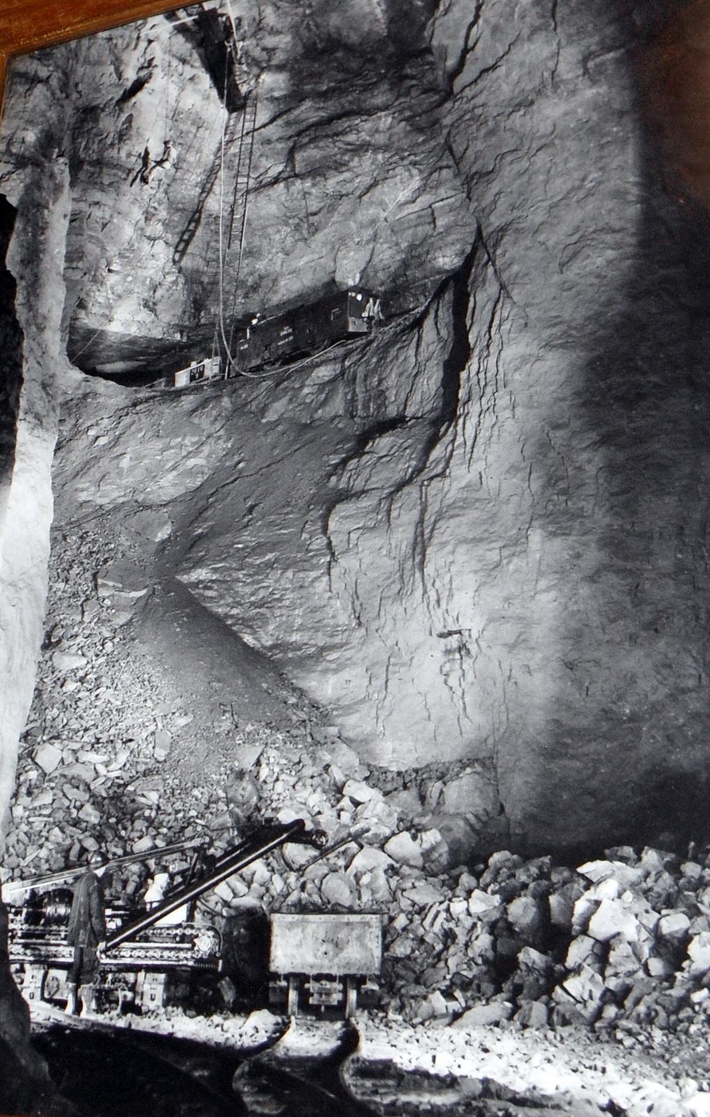 Craigslist In Boise >> What Am I Doing?: Bonne Terre Mine: History