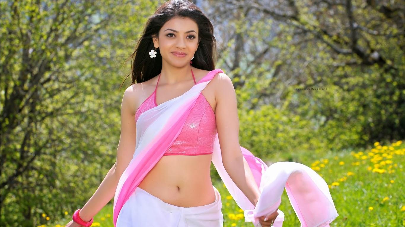 Telugu actress kajal aggarwal hd wallpapers and news - Indian actress wallpaper download ...