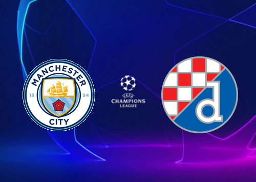 Manchester City vs Dinamo Zagreb -Highlights 1 October 2019