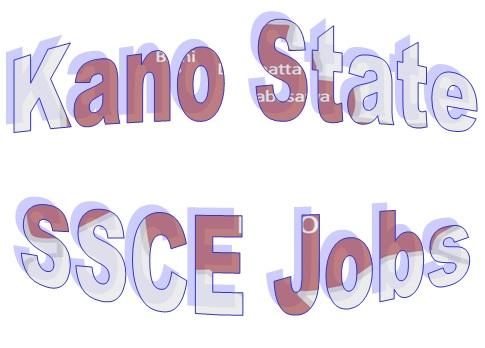 SSCE Jobs in Kano State 2021/2022 / Nigeria BBest SSCE Jobs4U
