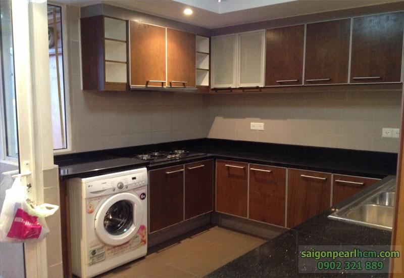 saigon pearl nguyen huu canh | máy giặt tại căn bếp
