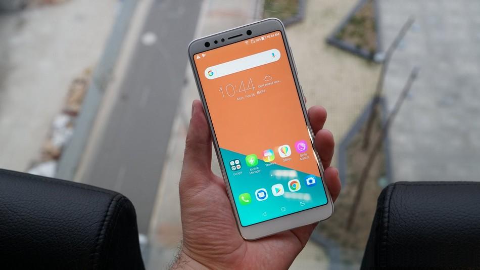 الهاتف Asus Zenfone 5 Lite يبدأ رسميًا بتلقي تحديث Android 9 Pie