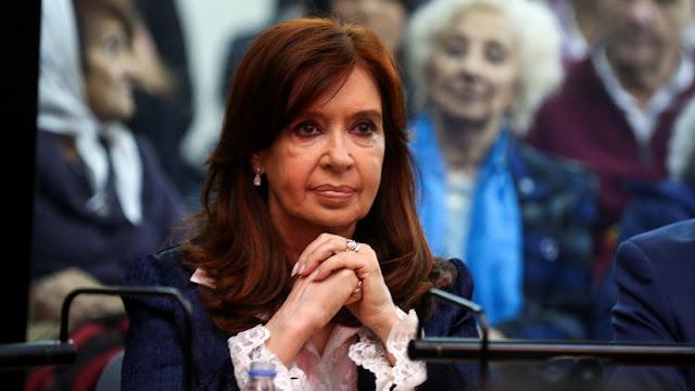 """Piden llevar a juicio oral y público a Cristina Kirchner por la """"causa de los cuadernos"""""""