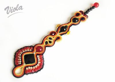 bransoletka sutasz indiański piuropusz