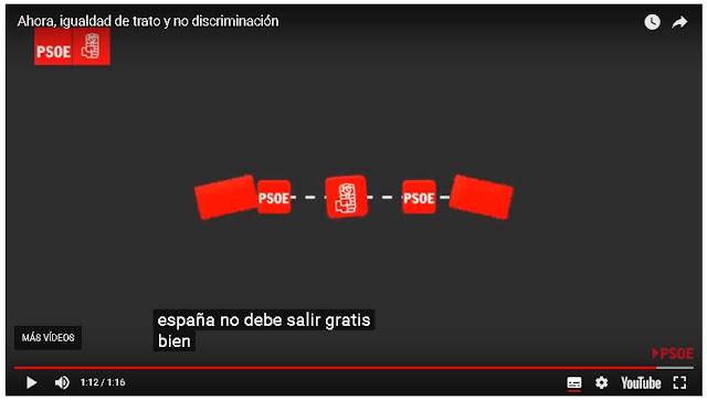 Video de ahora igualdad de trato acabado en un bien