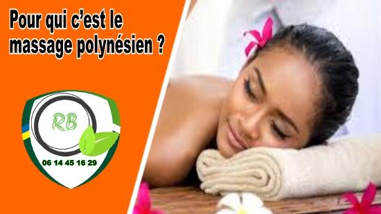 Pour qui c'est le massage polynésien;