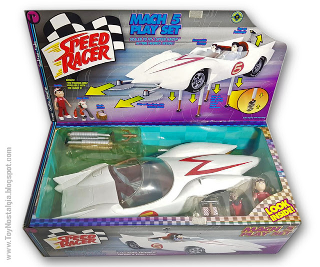 MACH 5 - METEORO - ReSaurus - 1999  (METEORO - SPEED RACER - MACH Go Go Go)