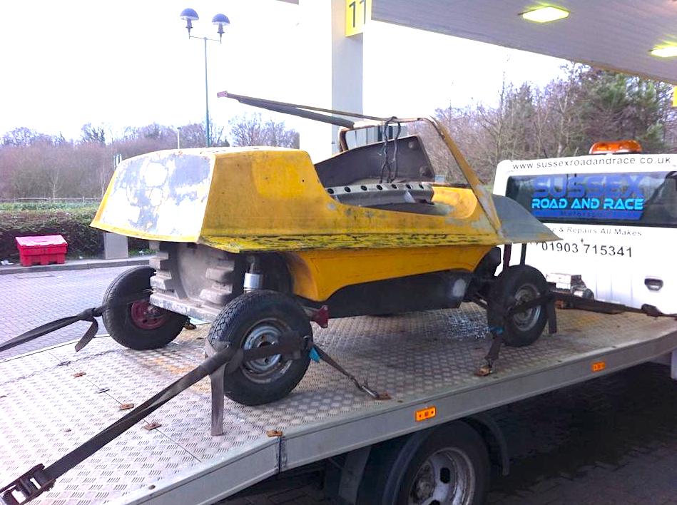 Quiller Car For Sale: Maximum Mini: Freewheelers Mini Bug Found