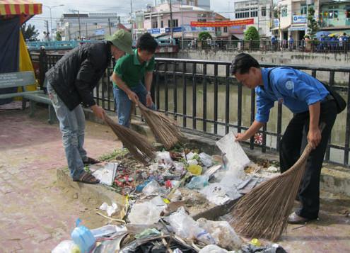 Khảo sát môi trường toàn tỉnh Bình Dương