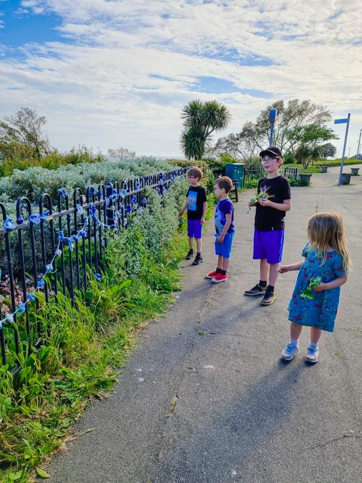 Folkestone with children, days out in Kent, Folkestone