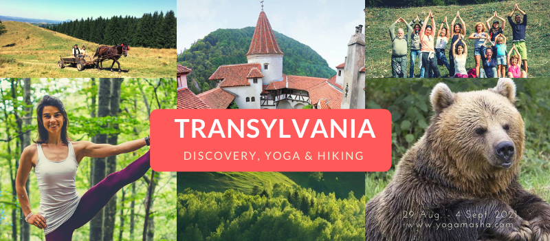 yoga retreat romania