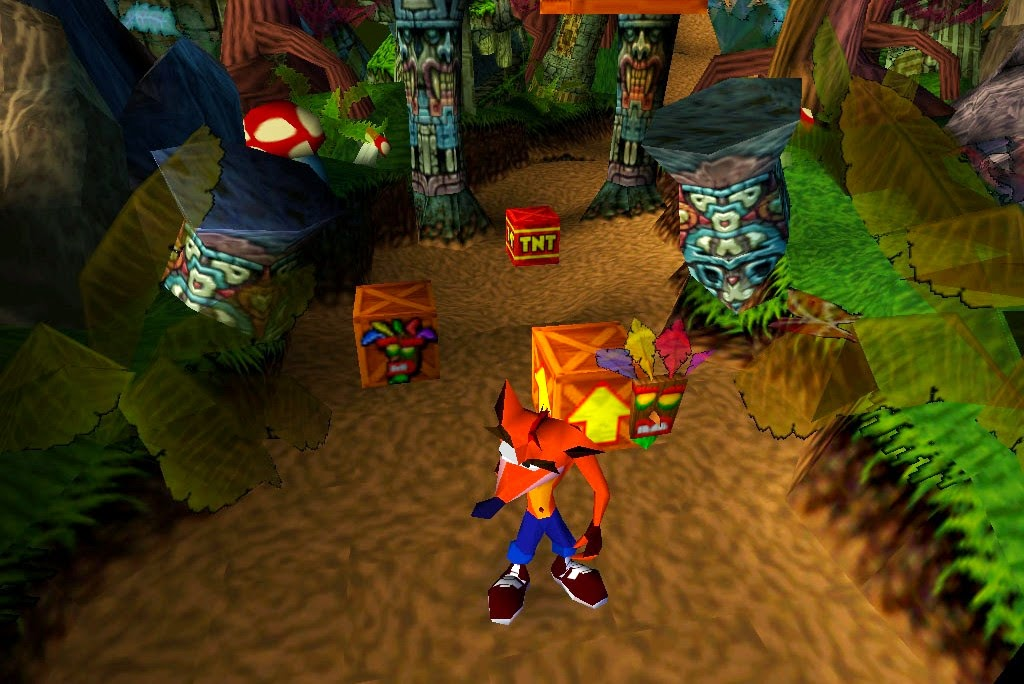 superphillip central crash bandicoot ps1 psn retro review