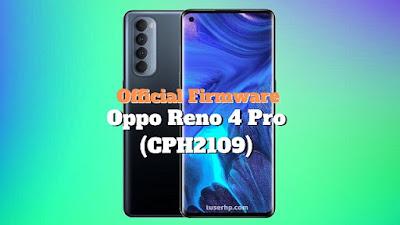 firmware oppo reno 4 pro