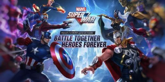 تحميل لعبة Marvel Super War للاندرويد 2021 برابط مباشر