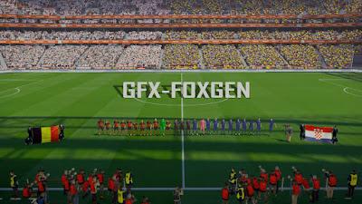 PES 2017 GfX-FoxGen by PES Mod Goip