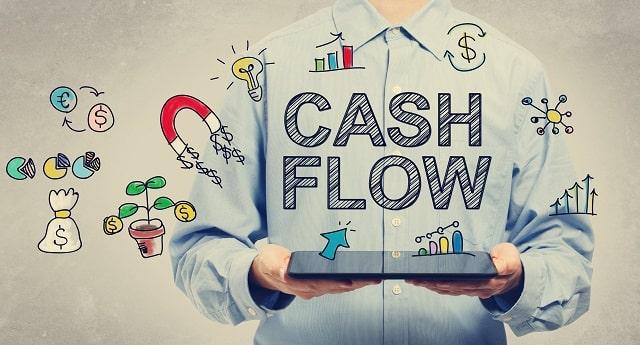 simplest way track business cash flow