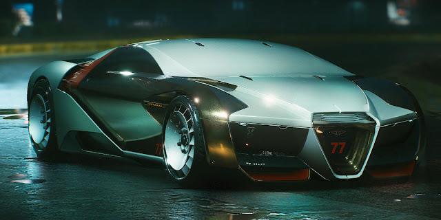 كيفية الحصول على أسرع سيارة في سايبر بانك 2077 مجانًا