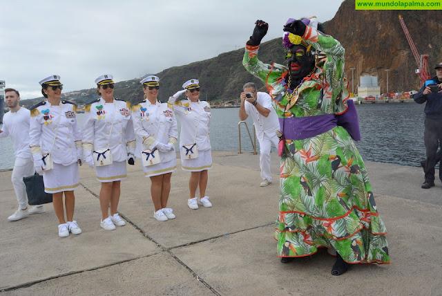 Este lunes La Palma se viste de blanco para celebrar su gran fiesta de Los Indianos