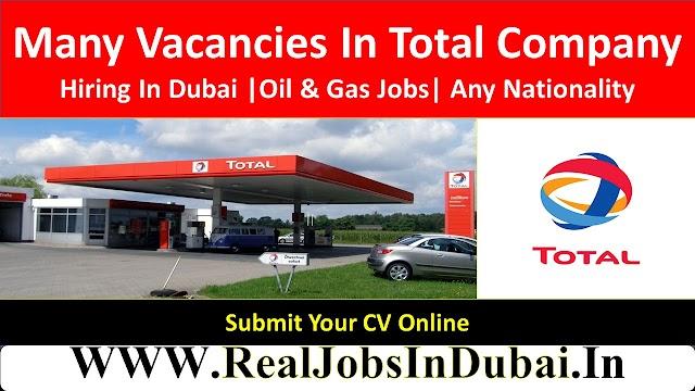 Total Careers Jobs Vacancies In Dubai - UAE 2021