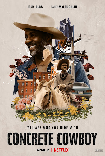Concrete Cowboy (Web-DL 720p Dual Latino / Ingles) (2021)