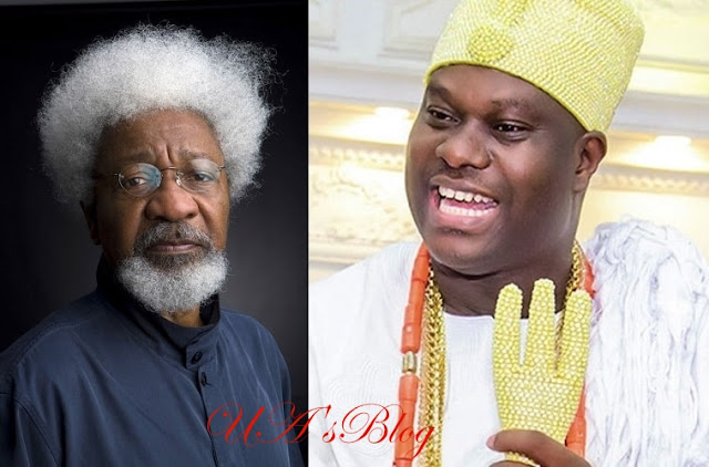 """""""Defend The Sanctity Of Your Ancestral Lands"""" – Wole Soyinka, Ooni of Ife Tell Nigerians"""