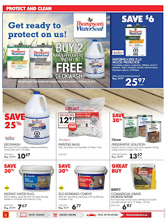 Home Hardware Flyer Building Centre valid August 16 - 23, 2017