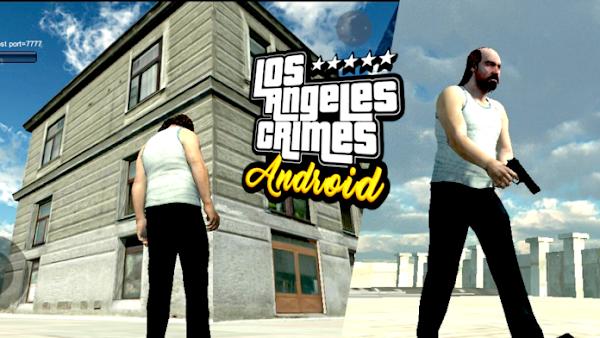 Los Angeles Crimes 1.4.9 | Mod Amm