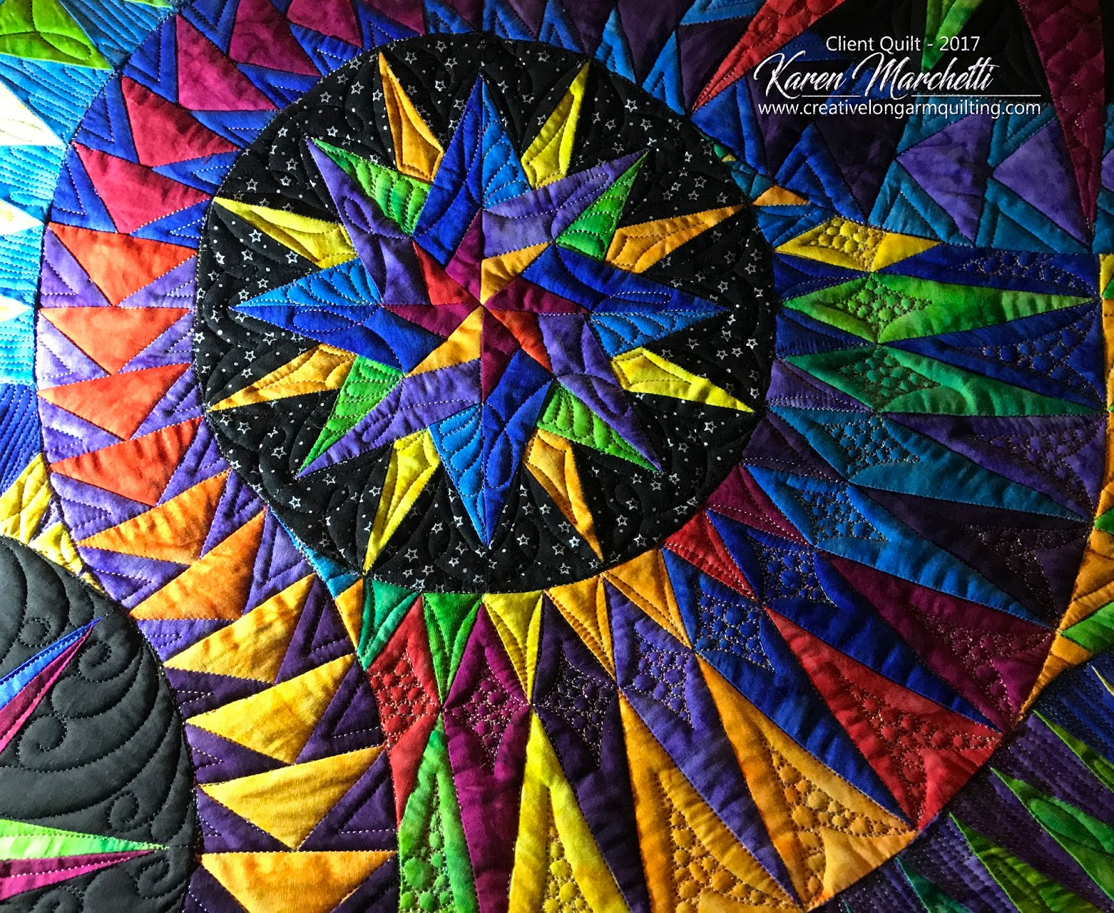 Creative Longarm Quilting by Karen Marchetti: Ruth's Catch Me If ... : catch me if you can quilt - Adamdwight.com