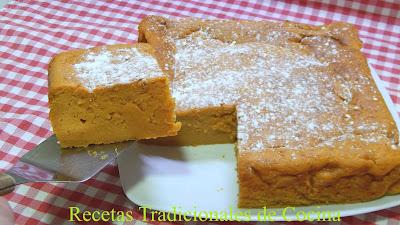 Receta fácil de pastel de boniato muy cremoso (Mi pastel preferido)