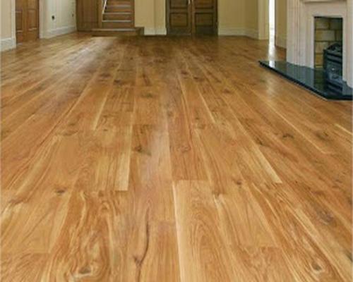 Sàn gỗ Sồi có màu sắc đẹp