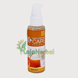 K-Care Honey & Goat Milk Hair Vitamin