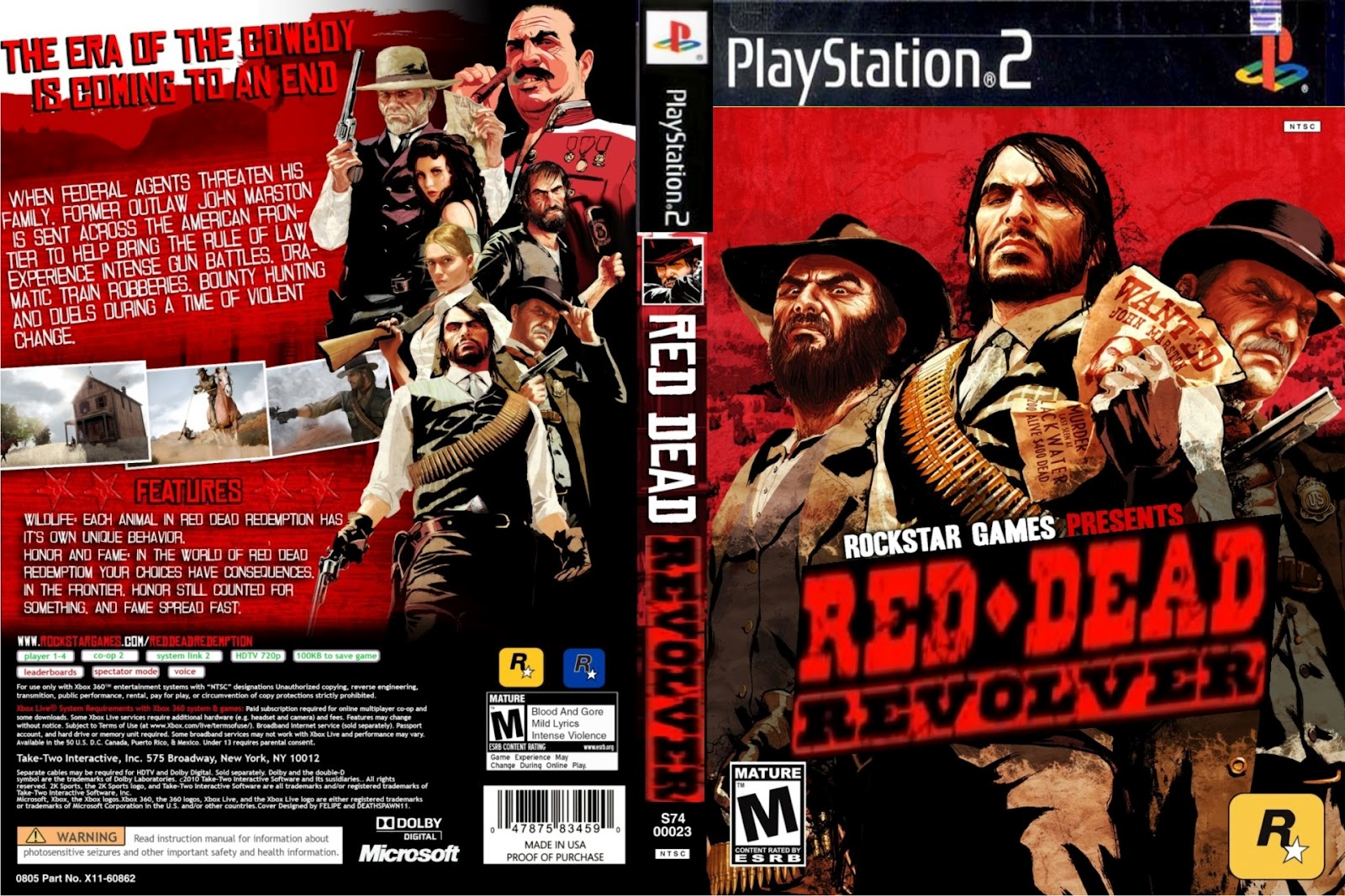 Red dead revolver pc torrent free