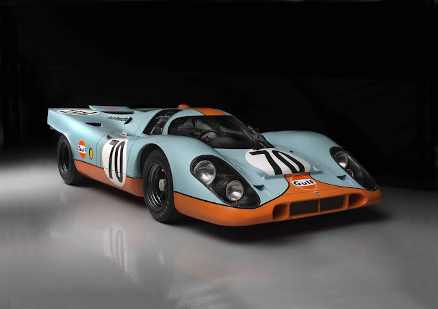 Lemans race car