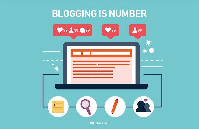 Tujuan ngeblog adalah angka dan penghasilan