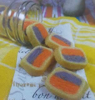 Kue Cookies Lapis Fantasi