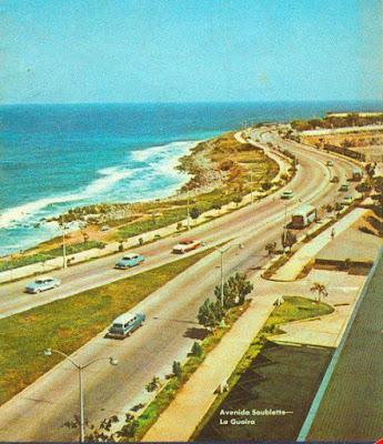 La Guaira, con sus calles que nos llevaban hacia la felicidad