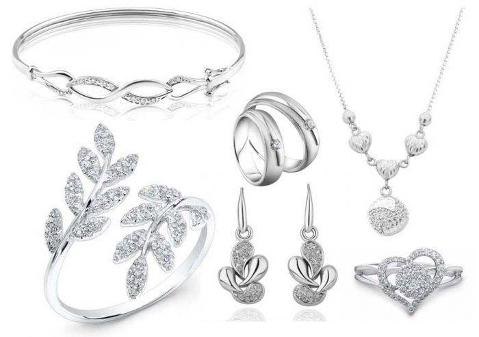 Daftar Harga Perhiasan Emas Putih Per Gram Hari Ini ...
